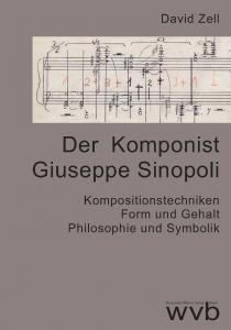 "Dissertation: ""Der Komponist Giuseppe Sinopoli"""