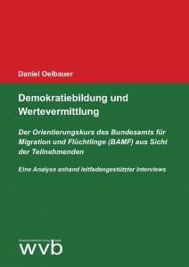 """Dissertation """"Demokratiebildung und Wertevermittlung"""""""
